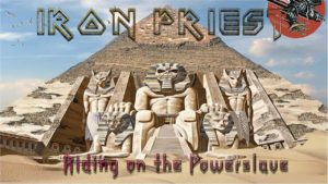 DBD: Riding on the Powerslave - Iron Priest