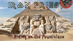 DBD: Riding on the Powerslave – Iron Priest