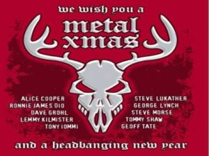DBD: Rudolph the Red Nosed Reindeer - Metal Version