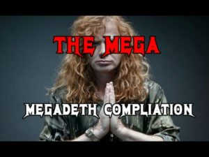 DBD: The MEGA Megadeth Medley – A 160 Song Chronology in One Take