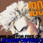 Death Bell of the Day: Worlds forgotten boy – Billy Idol