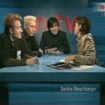 Die Ärzte bei Sandra Maischberger