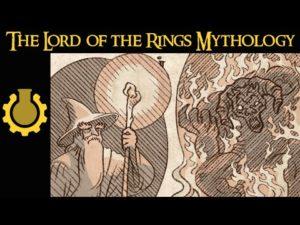 "Die ""Herr der Ringe"" förklarar mythology"