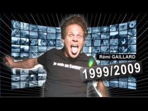 Ostatnia 10 Jahre mit Rémi Gaillard