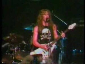 DTBF: Metallica 1983 MIT No Remorse