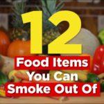 Nourriture, mit dem es sich kiffen lässt – Alimentation Articles Vous pouvez fumer Out Of
