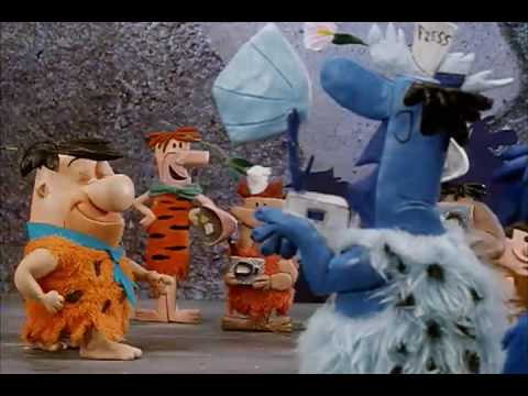 Flintstones Stop Motion