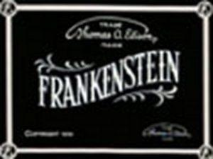 Frankenstein aus dem Jahre 1910