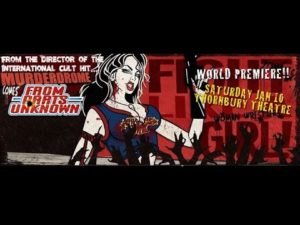 From Parts Unknown: Fight Like A Girl - Trailer und Poster