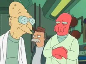 Futurama Staffel 6 - Teaser