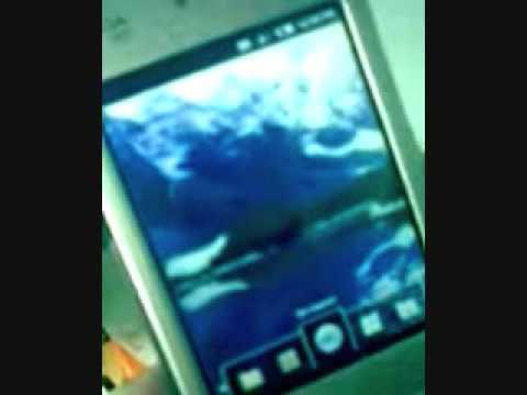 Google Android auf dem Nokia N95