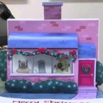 Outstanding animated Christmas card Birdbox