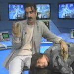 Acayip tuhaf Frank Zappa Röportaj