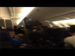 Huuui! Turbulenzen im Flugzeug