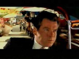 James Bond in Bangkok