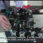 Kondo Roboter Wettbewerb in Japan