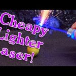 Laser Lighter homemade