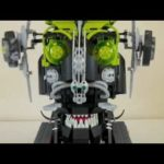 Lego Mindstorms: Bionicle Robot Head
