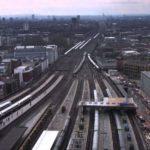 London Bridge Station Timelapse