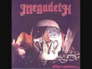 Megadeth Special: These Boots Are Made For Walking