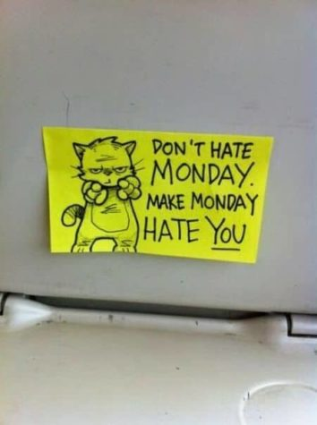 Make Monday Hate You!