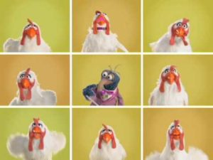 Muppets: Classical Chicken