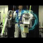 Real Life Aliens Power Loader-Exoskeleton