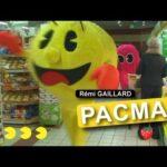 Remi Gaillard: Vida Real Pac Man