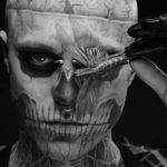 Rick Genest alias Rico Zombie – Embrace Everything joka on erilainen