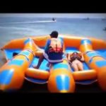 Ride Banana Boat kuin Boss
