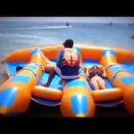 Ride the Banana Boat als een Boss