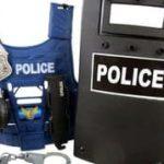 Riot zabawki Cop