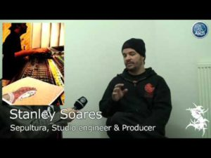 Grave - Stanley Soares - Studio Engineer Intervju