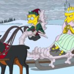 Simpsons: The Couch Gag Avant Noël