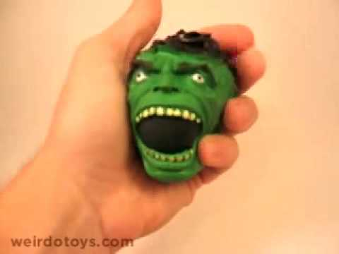Squeeze the Hulk