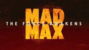 Star Wars/Mad Max Trailer Mashup