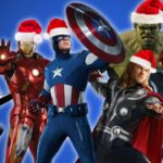The Avengers Sing Christmas Carols