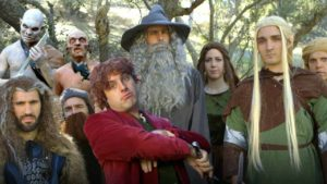 The Hobbit: Rap Battle of the Five Armies
