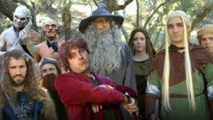 The Hobbit: Rap Battle of the Five Arméer