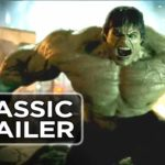 Incredible Hulk Trailer