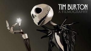 Tim Burton – Filmography