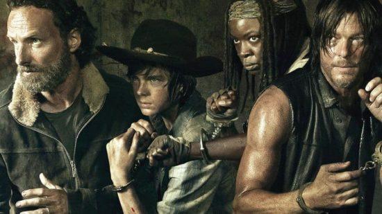 The Walking Dead: Wiederholungen der 5. Staffel in der Winterpause