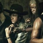 The Walking Dead: Repetitions of the 5. Season during the winter break