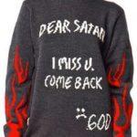 Estimado Satanás, Te echo de menos. Volver! – Dios