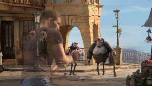 Hur komplex stop-motion-filmer produceras: Upphörande av boxnings Rolls