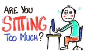 Estar demasiado tiempo sentado puede matar