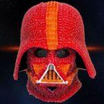 Darth Vader från gelékonfektyr