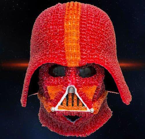 Darth Vader nallekarkeista