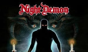 Album Review: Night Demon - Curse Of The Damned