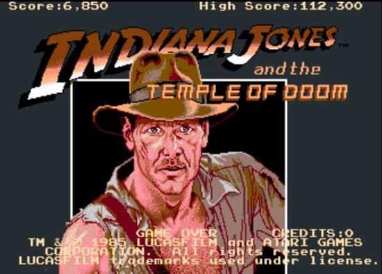 The Internet Arcade